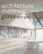 Architecture materials / Glass.
