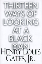 13 ways to look at a Black man