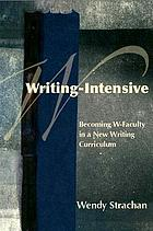 Writing-Intensive : Becoming W-Faculty in New Writing Curriculum.