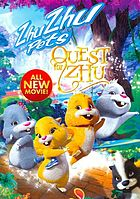ZhuZhu pets. Quest for Zhu