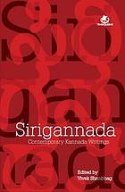 Sirigannada : contemporary Kannada writings