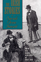 The Irish stories of Sarah Orne Jewett