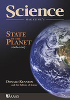 Science magazine's state of the planet, 2006-2007