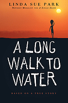 A long walk to water : a novel : based on a true story