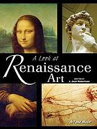 A look at Renaissance art