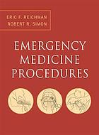 Emergency medicine procedures