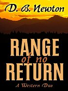 Range of no return : a western duo