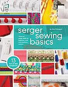Serger sewing basics :