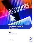 Financial records and accounts