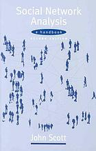 Social network analysis : a handbook