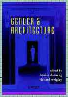 Gender and architecture