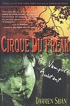 The vampire's assistant : Cirque du Freak #2.