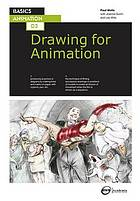 Drawing for animation