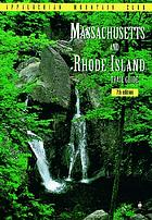 Massachusetts and Rhode Island trail guide.