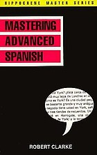 Mastering advanced Spanish