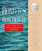 Boater's bowditch : the small craft American practical navigator