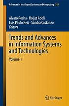 Trends and advances in information systems and technologies. Volume 1