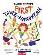 Sammy Spider's first taste of Hanukkah : a cookbook