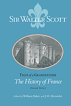 Tales of a grandfather : the history of France (second series)
