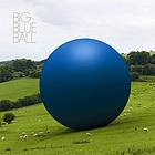 Big blue ball.