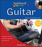 Teach Yourself VISUALLY Guitar.