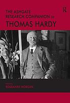 The Ashgate research companion to Thomas Hardy