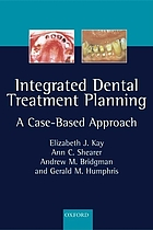 Integrated dental treatment planning : a case-based approach