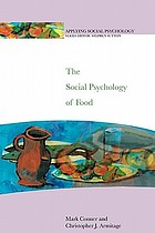 The Social Psychology of Food cover image