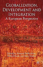 Globalization, development, and integration : a European perspective