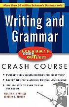 Writing and grammar : Schaum's easy outlines