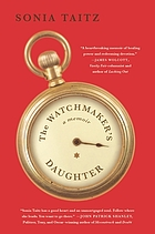 The watchmaker's daughter : [a memoir]