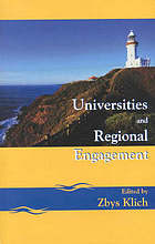 Universities and regional engagement