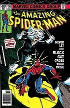 Spider-Man vs. the Black Cat