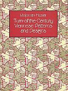 Turn-of-the-century Viennese patterns and designs