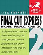 Final Cut Express 2 for MAC OS X