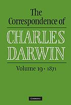 The correspondence of Charles Darwin. Volume 19, 1871