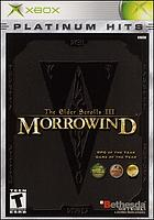 The Elder scrolls III : Morrowind.