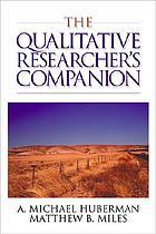 The Qualitative Researcher's Companion cover image