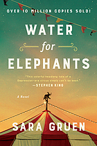 Reader's Voice Book Club kit for Water for elephants by Sara Gruen.