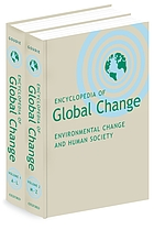 Encyclopedia of global change
