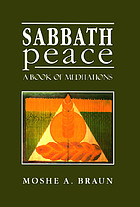 Sabbath peace : a book of meditations