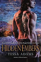 Hidden embers : a dragon's heat novel