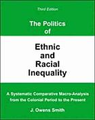 The politics of ethnic and racial inequality : a systematic comparative macro-analysis from the colonial period to the present