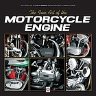 The fine art of the motorcycle engine : the story of the Up-N-Smoke engine project