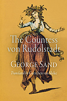 The Countess von Rudolstadt