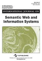 International journal on semantic Web and information systems (IJSWIS) Volume 6, issue 3, July-September 2010
