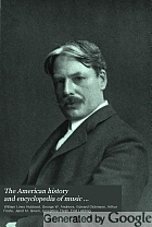 The American history and encyclopedia of music ...