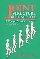 Joint structure and function : a comprehensive analysis