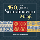 150 Scandinavian motifs : the knitter's directory