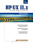 HP-UX 11.X system administration handbook and toolkit